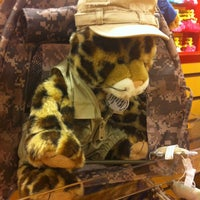 Photo taken at Build-A-Bear Workshop by Roy H. on 4/20/2013
