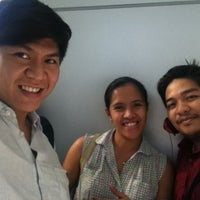 Photo taken at ANZ Australia New Zealand Bank GSO Manila by Paula D. on 4/10/2013
