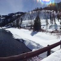 Photo taken at Sleeping Giant Ski Area by Leo M. on 3/8/2014