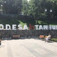 Снимок сделан в Парк «Стамбульский» пользователем Captain 6/11/2017
