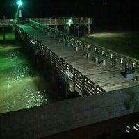 Photo taken at 61st Street Fishing Pier by Joel C. on 2/13/2013