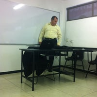 Photo taken at Universidad Del Sur by Toriitho S. on 3/2/2013