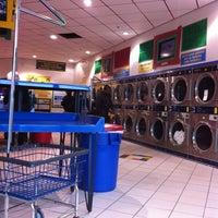 Photo taken at LaundroMania by Martha W. on 1/12/2013