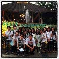 Photo taken at Felix River Kwai Resort by Puns B. on 12/9/2012