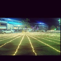 Photo taken at Codissia Trade Fair Complex by Akilan V. on 9/13/2013