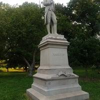 7/29/2018 tarihinde Jessica K.ziyaretçi tarafından Alexander Hamilton Statue'de çekilen fotoğraf