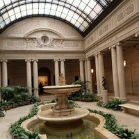 Photo taken at The Frick Garden Court by Jessica K. on 5/14/2017