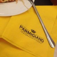 Photo taken at Parmigiano Pizzeria Ristorante by Alexa Marie D. on 5/27/2017