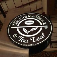 Photo taken at The Coffee Bean & Tea Leaf by Gideon E. on 1/3/2013