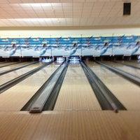 Photo taken at Cosmic Bowling by Harun K. on 1/29/2013
