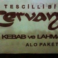Foto tirada no(a) Kervan Kebap ve Lahmacun Salonu por Deniz Ç. em 1/5/2013