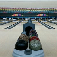 Photo taken at New Star Bowl by Art P. on 5/8/2015