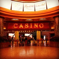 Photo taken at Resorts World Sentosa Casino by Achal L. on 5/28/2013