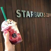 Photo taken at Starbucks by みく on 11/8/2017