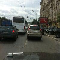 Photo taken at Большая Тульская ул., 46 by 🌟Masha S. on 7/19/2013