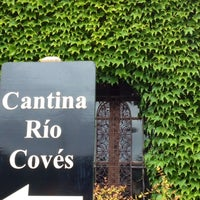 Photo taken at Cantina Rio Covés by Inmaculada S. on 7/14/2014