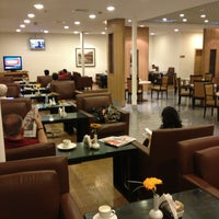 Photo taken at Executive Lounge by Lawrence S. on 6/17/2013