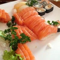 Photo taken at Yosuki Sushi House by Tatiana N. on 3/3/2013