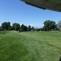 Photo taken at Nibley Park Golf Course by Blake B. on 5/27/2013