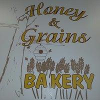 Photo taken at Honey & Grains Bakery by Blake B. on 5/9/2013