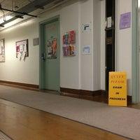Photo taken at Bethune Building by Erika U. on 9/13/2013