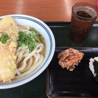 Photo taken at いきいきうどん善通寺店 by てる み. on 9/23/2017
