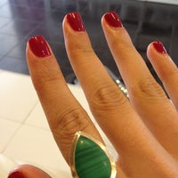 Photo taken at Gangman Style Nail by Janneth on 12/10/2013