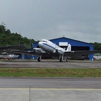 Photo taken at Bintulu Airport (BTU) by Md R. on 11/5/2012
