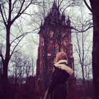 Photo taken at Замок с приведениями by Katja M. on 3/24/2014