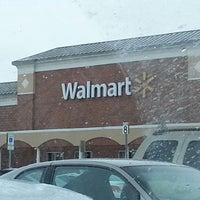 Photo taken at Walmart Supercenter by Stephen M. on 1/25/2013
