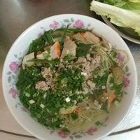 Photo taken at Hủ Tiếu Tàu Cao by Andy L. on 4/8/2014