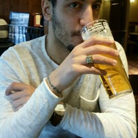 Photo taken at The Golden Acorn (Wetherspoon) by Camélia Ö. on 1/23/2017