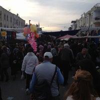Photo taken at Şirinyalı Cumartesi Pazarı by Ece S. on 12/8/2012