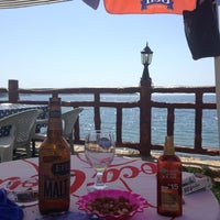 Photo taken at Cey Cey Beach Club by Sertac A. on 7/5/2013