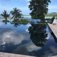 Photo taken at Tharatip Resort by Linda T. on 11/11/2016