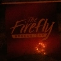 Photo taken at FireFly Hookah Bar by Vincent M. on 7/9/2013