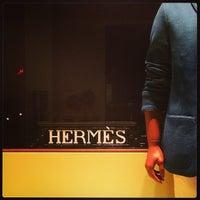 Photo taken at Hermès by Zurochka🌞☀🌞 on 2/21/2013