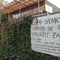 Photo taken at Café Start by Není to D. on 10/17/2015