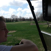 Photo taken at Bluff Creek Golf Course by 💀Charlie🇺🇸 B. on 5/7/2013