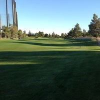 Photo taken at Desert Pines Golf Club and Driving Range by 💀Charlie🇺🇸 B. on 4/20/2013
