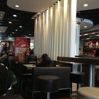 Photo taken at McDonald's by Elisa Guidarelli W. on 1/7/2013
