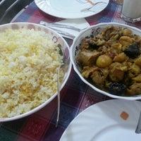 Photo taken at Cocina De Riena by Ke A. on 12/22/2012