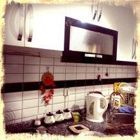 Photo taken at Cocina De Riena by Ke A. on 12/4/2012