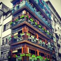 Photo taken at Turkuaz Cafe by Feridun Fikret on 10/2/2013