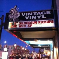 Photo taken at Vintage Vinyl by Jon S. on 12/12/2012