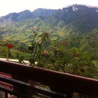 Photo taken at Chau Long Sapa Hotel by Tran L. on 7/26/2013