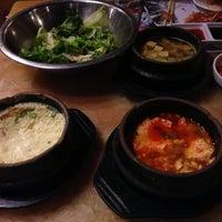 Photo taken at Cham Sut Gol Korean BBQ by Tran L. on 5/23/2013