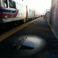 Photo taken at Amtrak/SEPTA: Newark Station by Dennecia C. on 2/20/2013