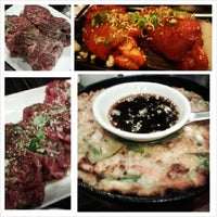 Photo taken at Gangnam BBQ by Geliee M. on 11/12/2013