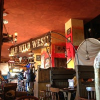 Photo taken at Old Wild West by Zilana S. on 3/4/2013